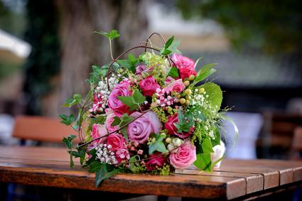 Sind Sie ein/e Florist/in?