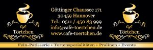 Cafe Törtchen Banner
